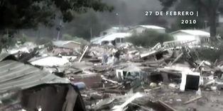 Chile se erige tras diez años del terremoto