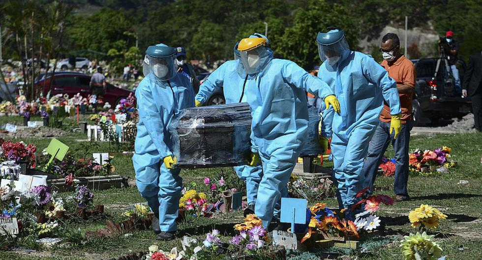Global deaths from coronavirus decrease 12% compared to the previous week, according to the WHO