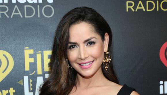 Carmen Villalobos hubiera querido que su personaje Catalina Santa y El Titi vivieran su amor a plenitud. (Foto: AFP)