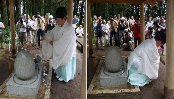 Japón y un milenario santuario... para hemorroides