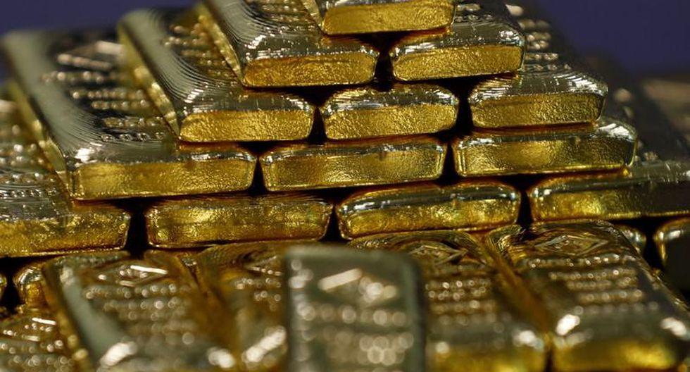 Los futuros del oro en Estados Unidos saltaban un 1% a US$ 1.636,50 por onza. (Foto: Reuters)
