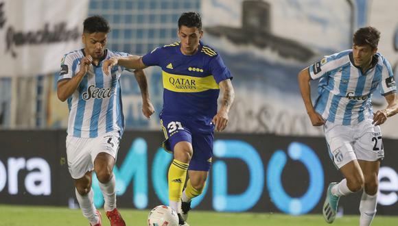 Boca Juniors venció al Atlético Tucumán por la Liga Profesional de Argentina