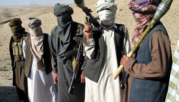 Según el jefe de la policía local, los talibanes lanzaron su asalto hacia las 11:00 p.m. del jueves atacando las barreras de seguridad que circundan la ciudad de Ghazni. (Referencial AFP)