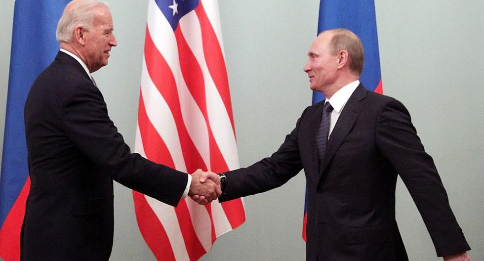 """Putin on Biden: """"We must try to find ways to normalize bilateral relations"""""""