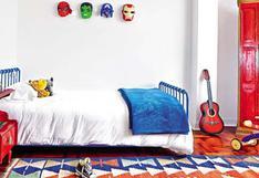 Déjate inspirar por estas geniales habitaciones infantiles | FOTOS