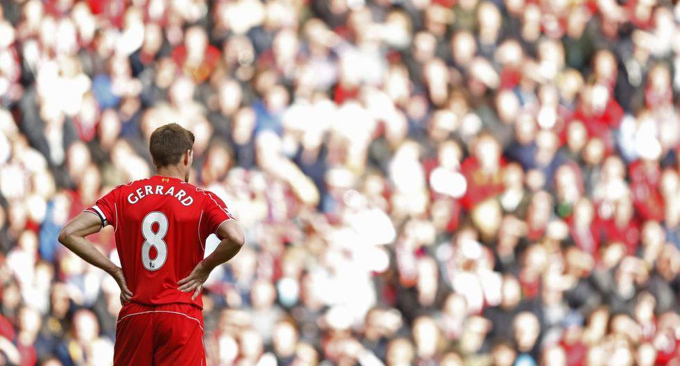 Steven Gerrard y su emotiva despedida del Anfield Road (FOTOS) - 4