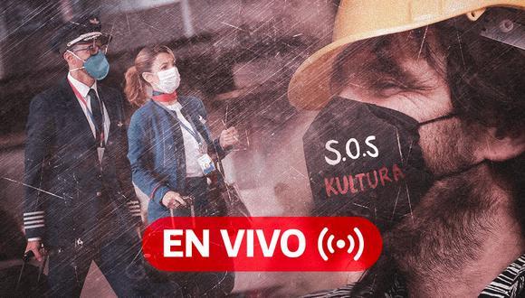 Coronavirus en vivo: últimas noticias sobre la pandemia del COVID-19 en el mundo. (Foto: GEC)