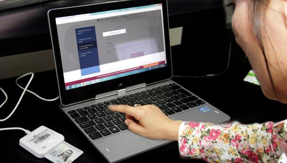 Reniec: conoce algunos trámites vía web que puedes hacer con el DNI electrónico
