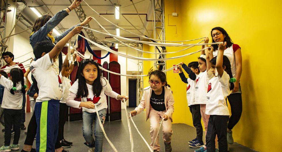 La Tarumbas abrió la inscripción para sus talleres de verano dirigidos a niños, jóvenes y adultos. (Foto: LaTarumba)