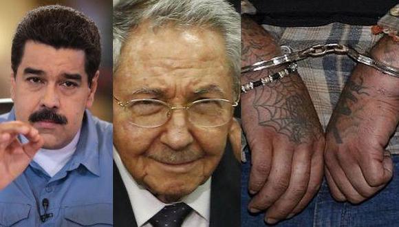 """Maduro, Castro y Los Zetas son """"depredadores"""" de la prensa"""