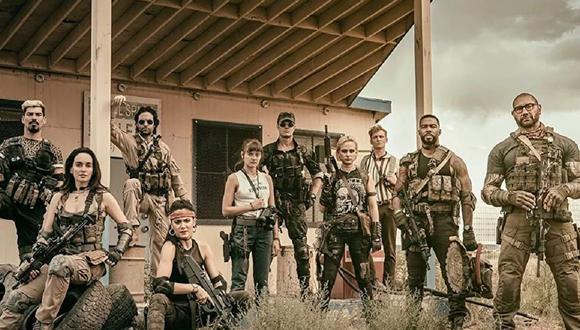 'El ejército de los muertos' es la gran apuesta de Netflix para mayo. (Foto: Netflix)