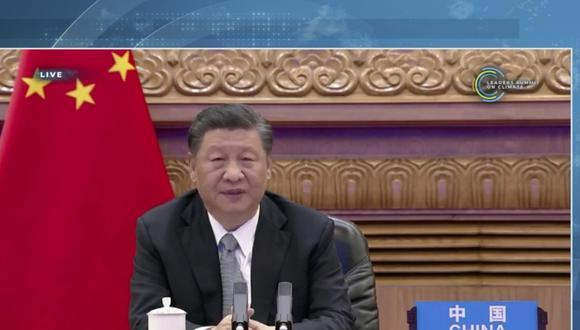 Xi Jinping, presidente de China. (Foto: Bloomberg)