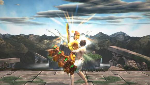 En el videojugo se pueden elegir  personajes como Jesús, Buda o Moises. (Foto: captura de YouTube)