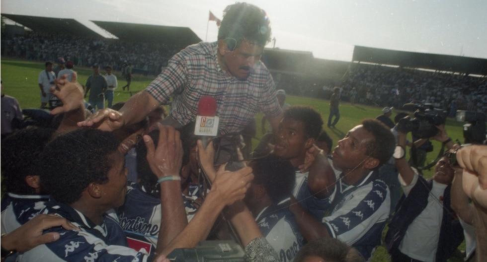 Alianza Lima se coronó campeón del año 1997 y consiguió su estrella número 18. (Fotos: Archivo El Comercio)