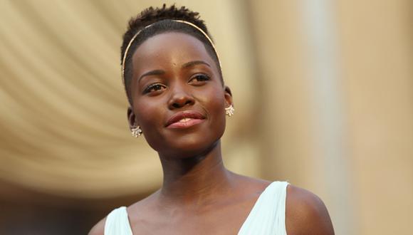 """Lupita Nyong'o sería parte del """"Episodio VII"""" de """"Star Wars"""""""