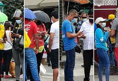 Osiptel: los peligros de comprar chips prepago a vendedores ambulantes
