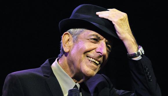Leonard Cohen falleció luego de sufrir caída