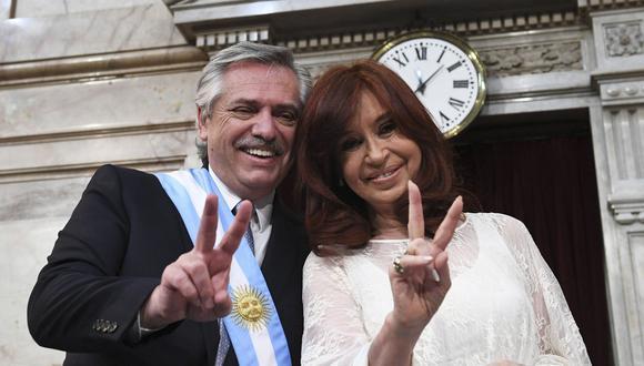 Argentina, que no tiene liquidez, anunció el sábado un aumento del impuesto a la exportación mientras el gobierno busca financiar sus planes de gastos. (Foto: AFP)