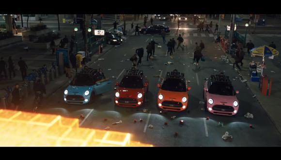 YouTube: Mini presente en película Pixels