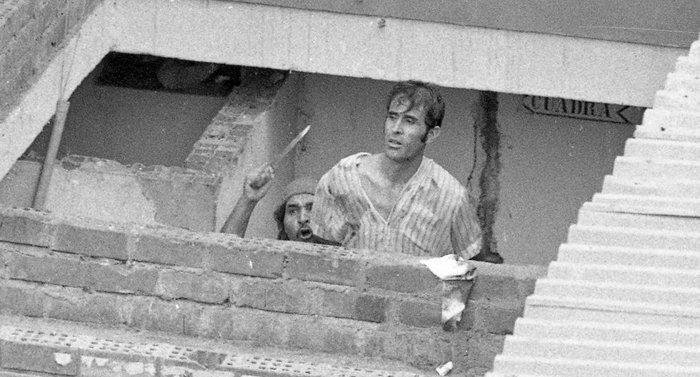 El drama acontecido en el penal El Sexto de Lima, el 27 de marzo de 1984, excedió los límites de la barbarie y tuvo en vilo al Perú durante 15 horas. (Archivo El Comercio)