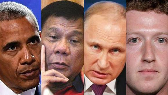 Obama y 3 líderes con quienes sostuvo polémicas, juntos en APEC