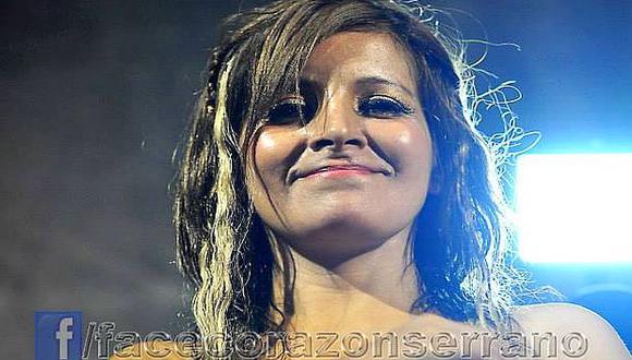 Vocalista de Corazón Serrano sufre muerte cerebral