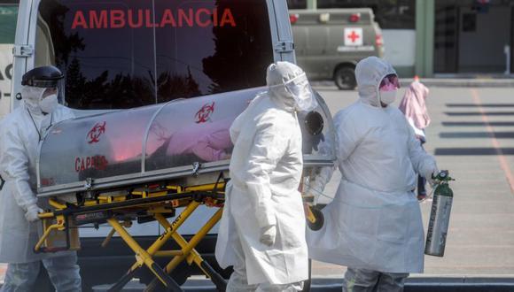 Coronavirus en México | Últimas noticias | Último minuto: reporte de infectados y muertos hoy, jueves 31 de diciembre del 2020 | Covid-19. (Foto: AFP / PEDRO PARDO).