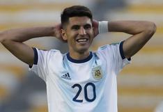 Exequiel Palacios es baja en Argentina: sufrió rotura de ligamento en un partido de Bayer Leverkusen
