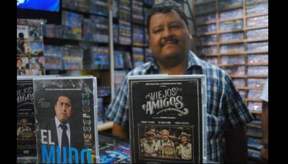 El Hueco y Polvos Azules venden películas originales desde S/.7