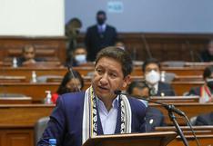 Comisión de Ética del Congreso incluye denuncia contra Guido Bellido en su agenda del lunes 27