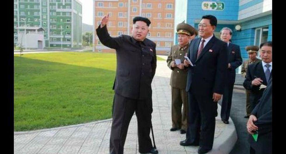 Kim Jong-un reapareció con un bastón tras 40 días ausente