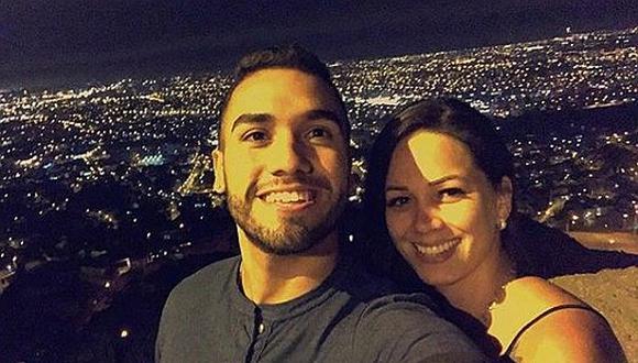 Ítalo Valcárcel comenta una foto de Melissa Klug en Instagram y desata rumores de reconciliación. (Foto: Instagram)