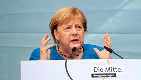 En Alemania ya se decide el reemplazo de la canciller Angela Merkel. REUTERS