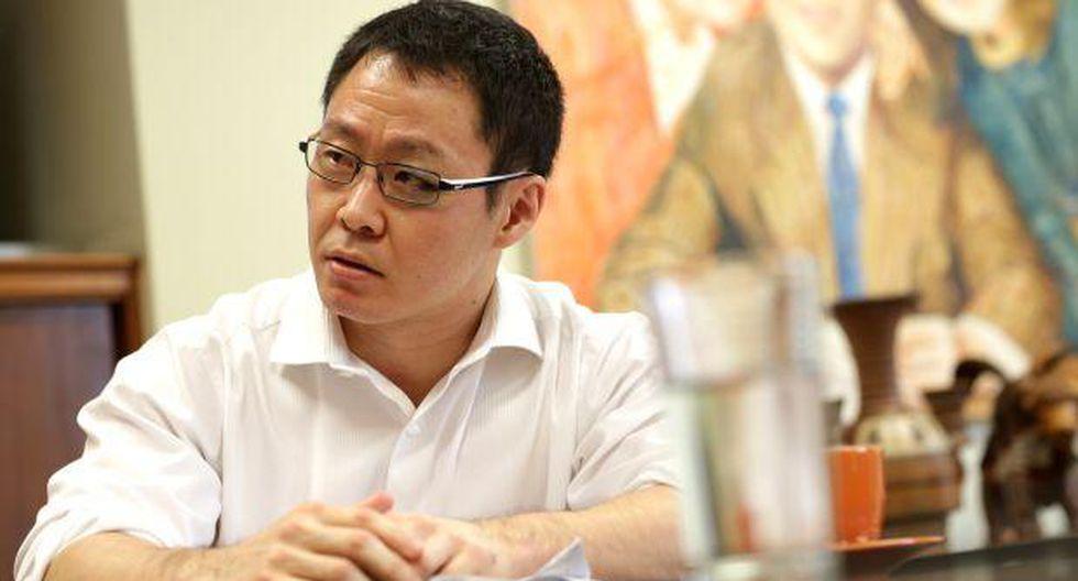 JEE pide investigar si Kenji Fujimori infringió ley de partidos