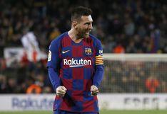 Barcelona vapuleó al Celta e igualó al Real Madrid en lo más alto de LaLiga Santander