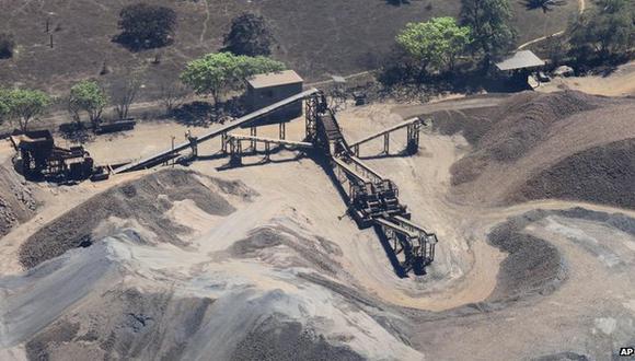 Minería, el nuevo negocio de los carteles mexicanos