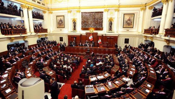 El pleno del Congreso deberá votar y aprobar el nuevo dictamen. (Foto: Congreso)