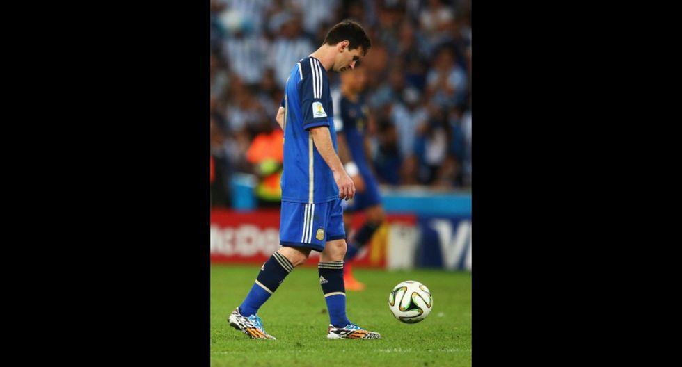 La tristeza y decepción de Messi luego de perder el Mundial - 11
