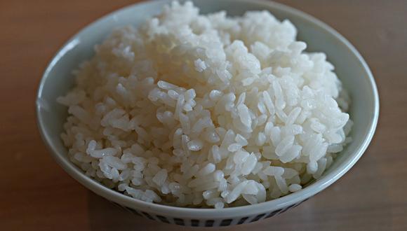 El arroz blanco es el acompañamiento perfecto. (Pexels | SpencerWing)