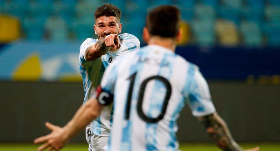 Lionel Messi lleva seis goles en estas Eliminatorias Qatar 2022. (Foto: Agencias)