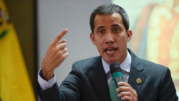 Venezuela: Fiscalía ordena detener a personas que ayudaron a Juan Guaidó a salir del país hacia Colombia. (AFP).