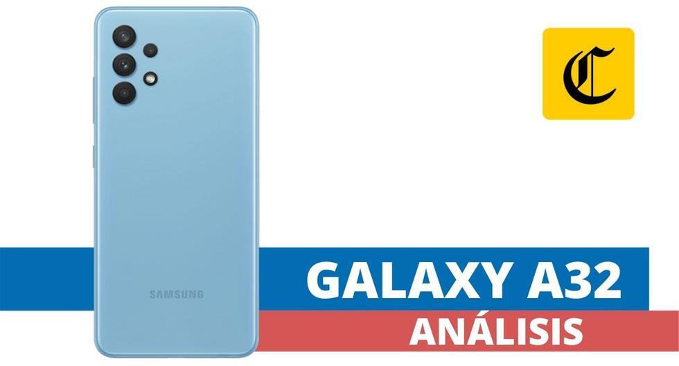 El nuevo Galaxy A32 de Samsung tiene características muy interesantes que lo convierten en una opción a considerar dentro de su rango de precio. (El Comercio)
