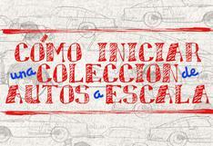 Cómo iniciarse en el hobby de la colección de autos a escala