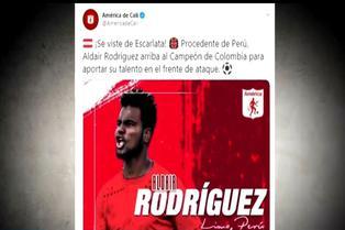 Aldair Rodríguez promete goles con sabor peruano