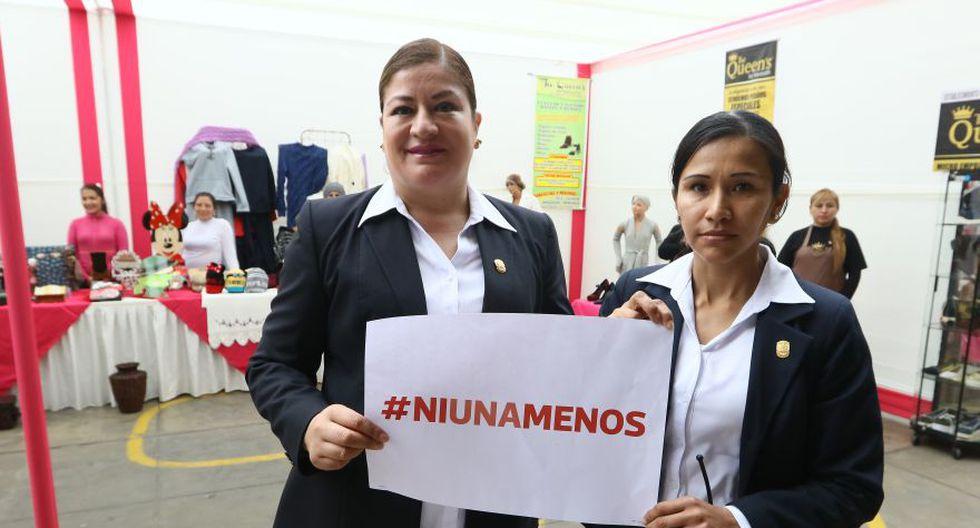 #NiUnaMenos: ministra Pérez Tello e internas se unieron a causa - 10