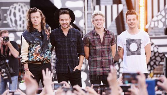 One Direction se tomará un descanso de un año en 2016