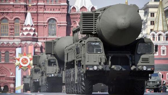 Los ataques con misiles entre Rusia y Estados Unidos causarían devastación en pocas horas. (Getty Images).