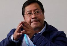 """Luis Arce: """"Si Evo Morales quiere ayudarnos será muy bienvenido pero eso no quiere decir que él estará en el gobierno"""""""