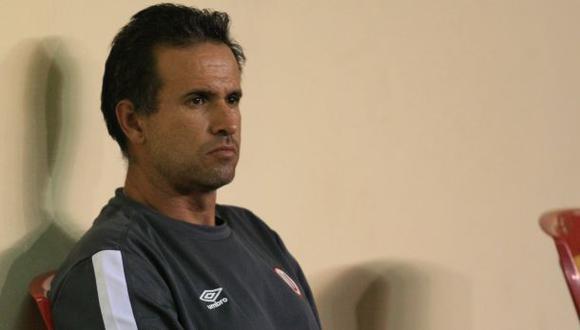 Universitario de Deportes: Carlos Silvestri será el DT interino