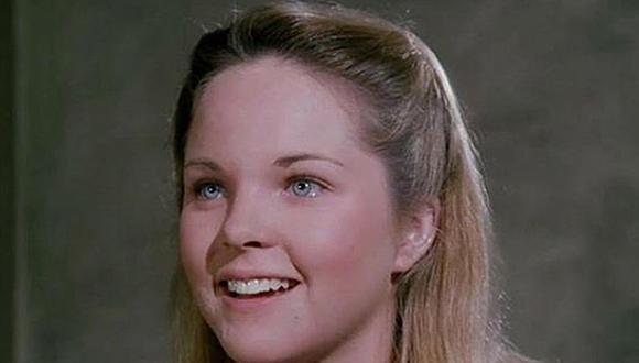 Mary Ingalls es interpretada por Melissa Sue. Ella queda ciega en la ficción, pero la causa de su ceguera puede ser diferente al que se vio en pantalla (Foto: NBC)